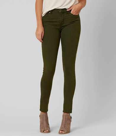 JUST BLACK Skinny Stretch Jean