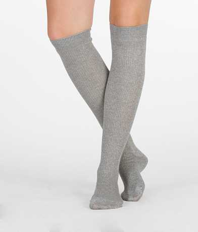 K. Bell Metallic Socks