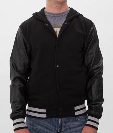 Charles & A Half Hooded Jacket