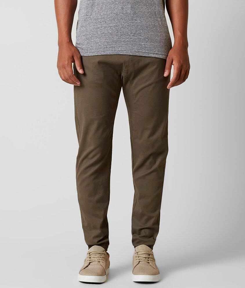Chor Jogger Stretch Chino Pant front view