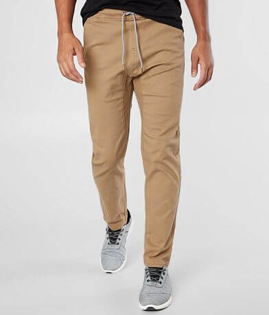 Chor Twill Straight Stretch Jogger Pant