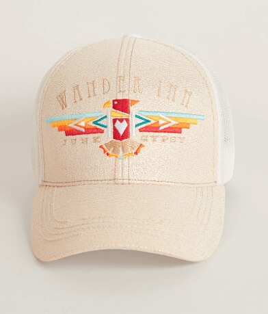 Junk Gypsy Wander Inn Baseball Hat