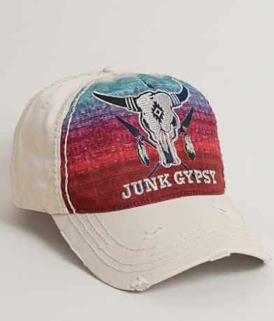 Junk Gypsy Skull Hat