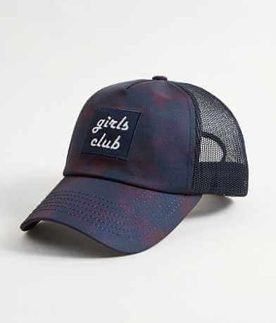 Girls Club Baseball Hat