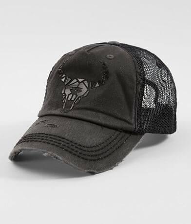 Geo Skull Baseball Hat