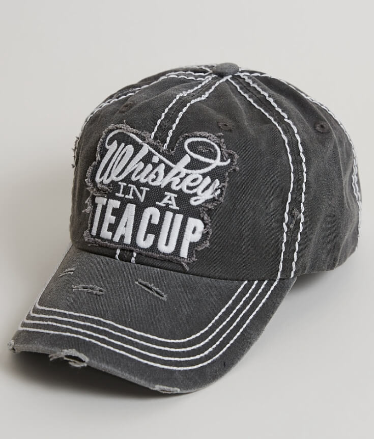 Junk Gypsy Whiskey In A Teacup Hat