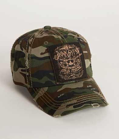 Junk Gypsy Outlaw Junkies Baseball Hat