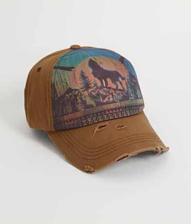 Junk Gypsy Wolf Hat