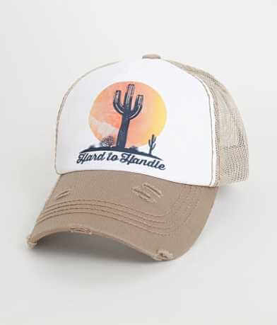 Junk Gypsy Hard to Handle Trucker Hat