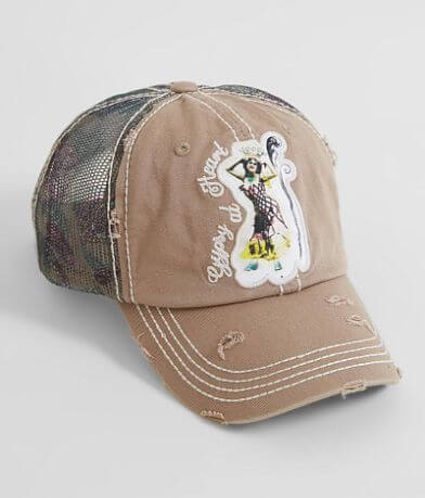 Junk Gypsy At Heart Baseball Hat