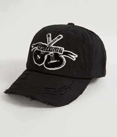 Junk Gypsy Vinyls & Velvet Baseball Hat
