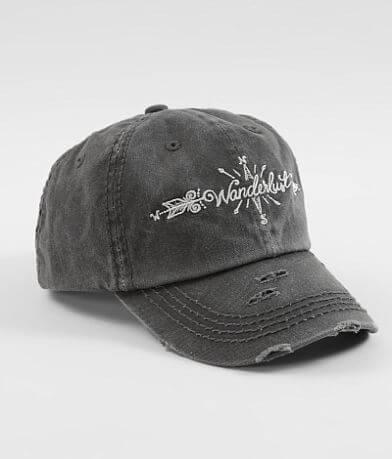 Junk Gypsy Wanderlust Baseball Hat