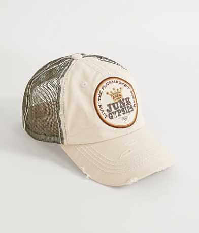 Junk Gypsy Fleamarket Dream Trucker Hat