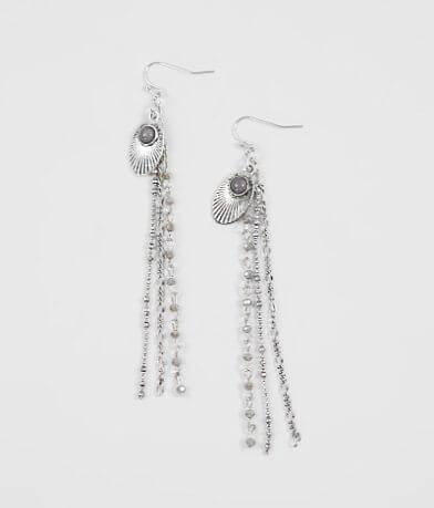BKE Linear Chain Earring