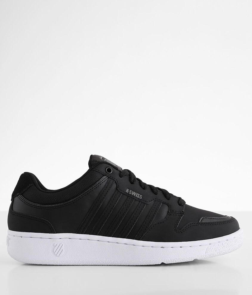 K-Swiss City Court Leather Sneaker front view