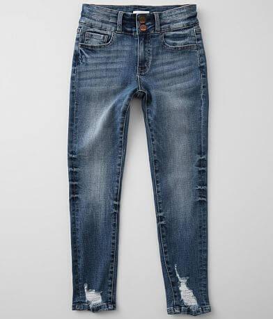 Girls - BKE High Rise Ankle Skinny Stretch Jean