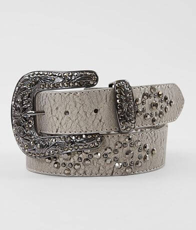 BKE Studded Leather Belt