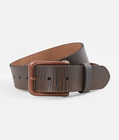 BKE Textured Leather Belt
