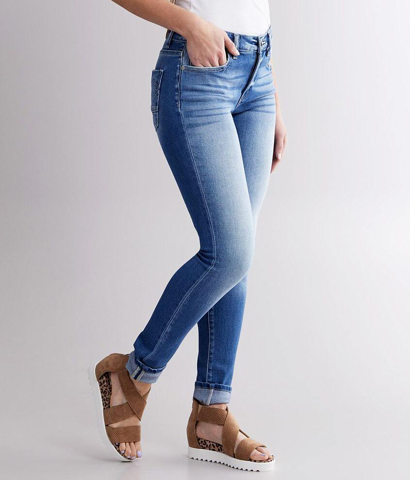 BKE Gabby Skinny Stretch Jean front view