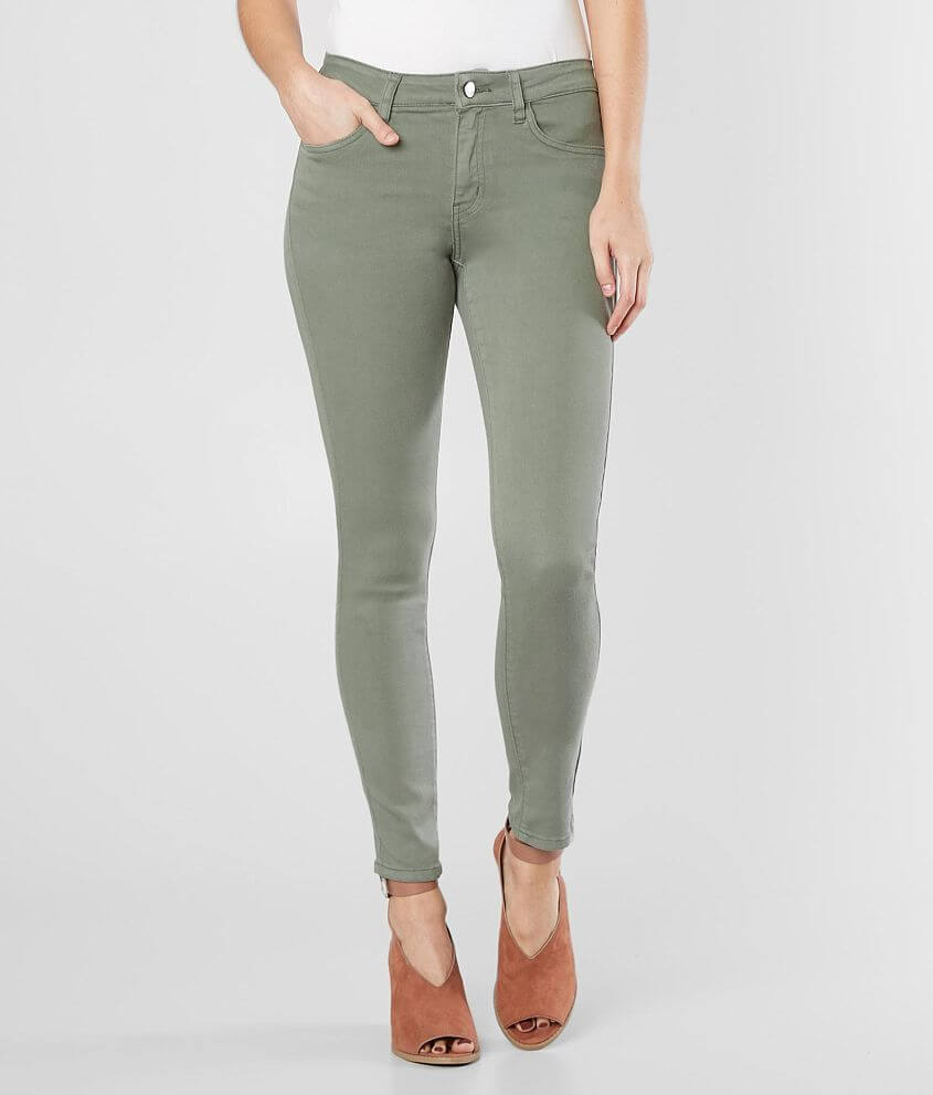 BKE Mid-Rise Ankle Skinny Stretch Pant
