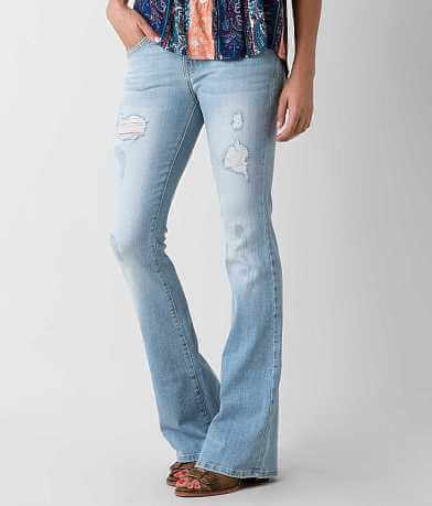 KanCan Low Rise Flare Stretch Jean