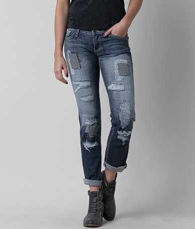KanCan Low Rise Straight Stretch Jean