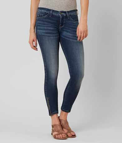 KanCan Low Rise Skinny Stretch Cropped Jean