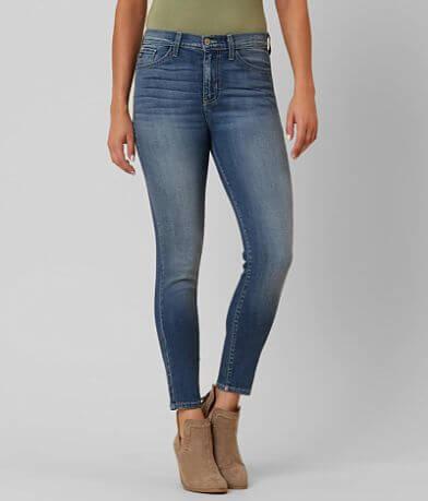 KanCan High Rise Skinny Stretch Cropped Jean