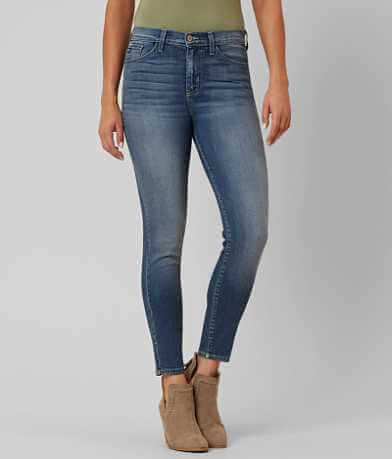KanCan High Rise Skinny Stretch Cropped Jean