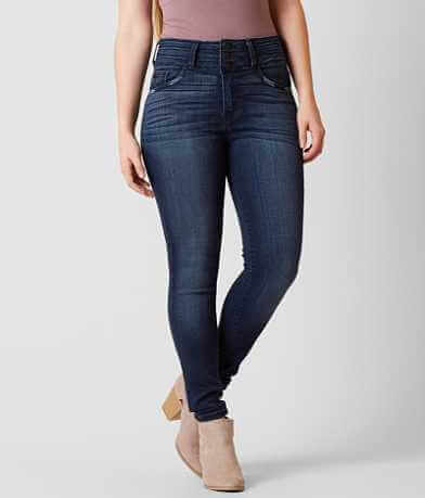 KanCan Kurvy High Rise Skinny Stretch Jean