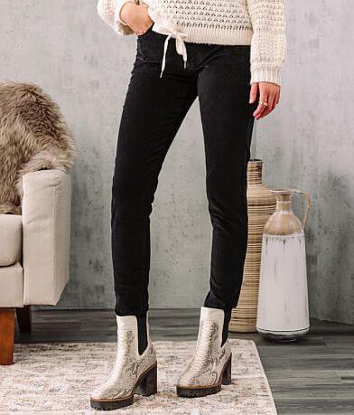 KanCan High Rise Corduroy Ankle Skinny Pant
