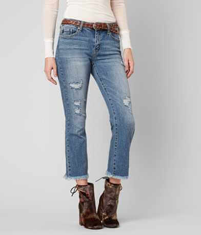 KanCan Mid-Rise Boot Stretch Jean