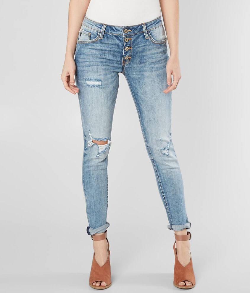 KanCan Girlfriend Skinny Jeans
