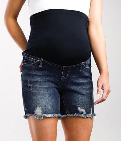 KanCan Maternity Stretch Short