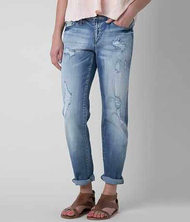 KanCan Boyfriend Stretch Jean