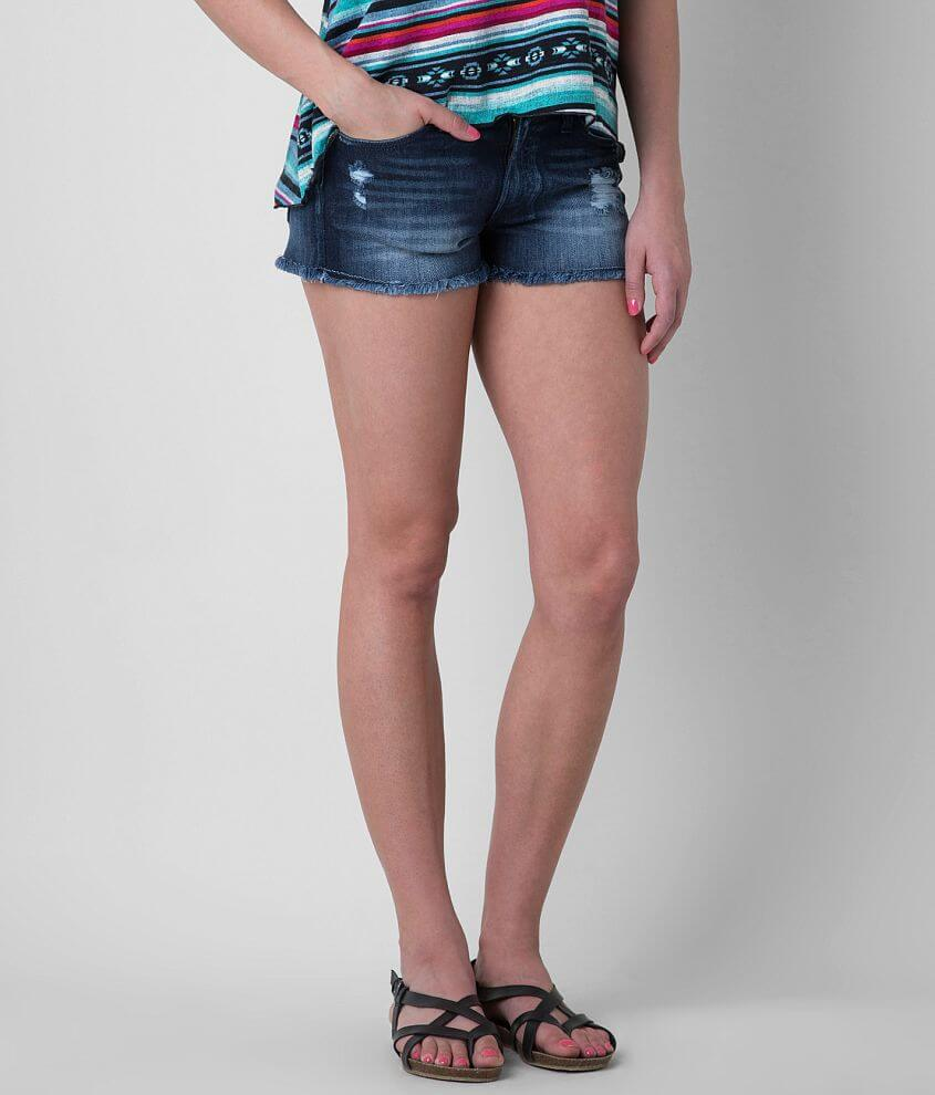 KanCan Low Rise Stretch Short front view