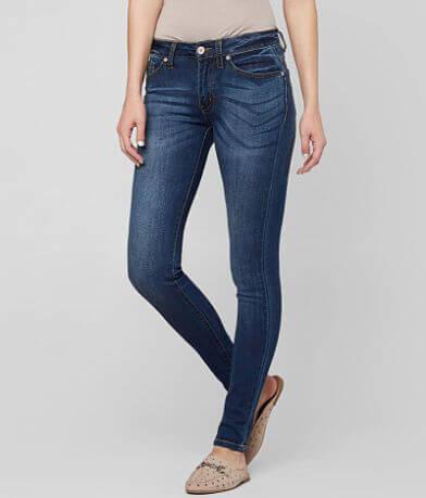 KanCan Mid-Rise Super Skinny Stretch Jean