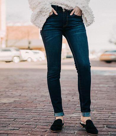 KanCan Mid-Rise Skinny Stretch Jean
