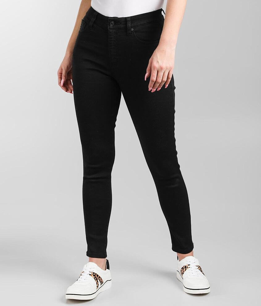 KanCan High Rise Ankle Skinny Stretch Jean front view