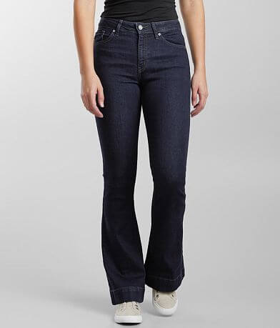 KanCan High Rise Flare Stretch Jean