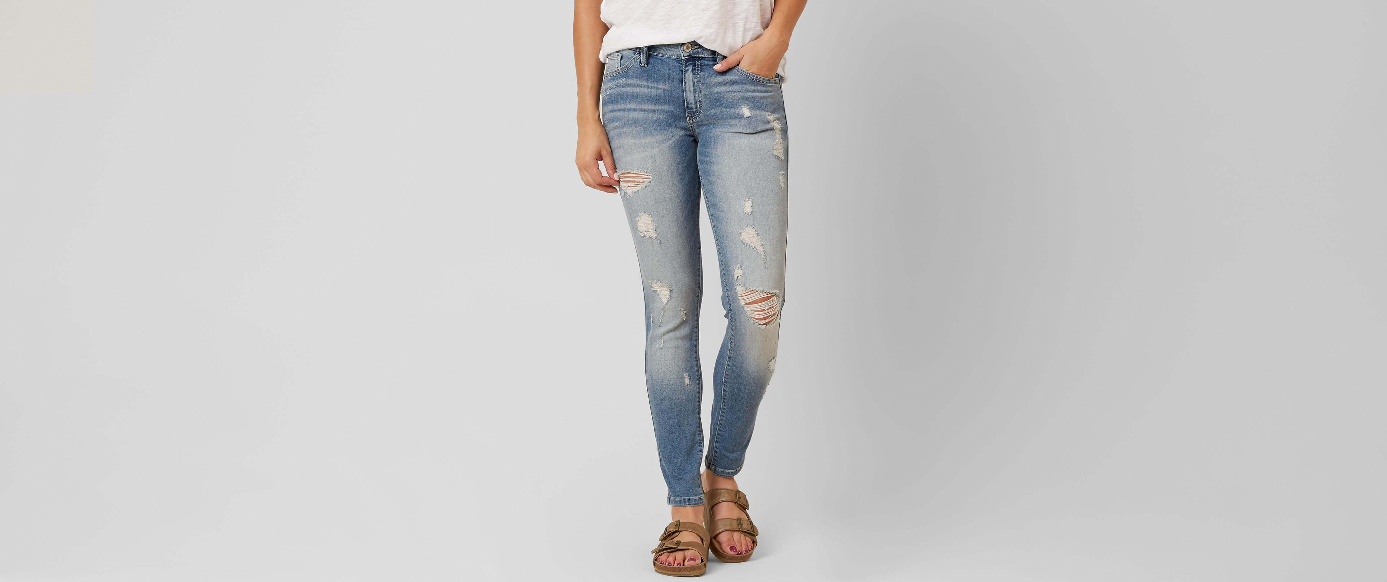 KanCan Mid-Rise Skinny Stretch Jean for sale