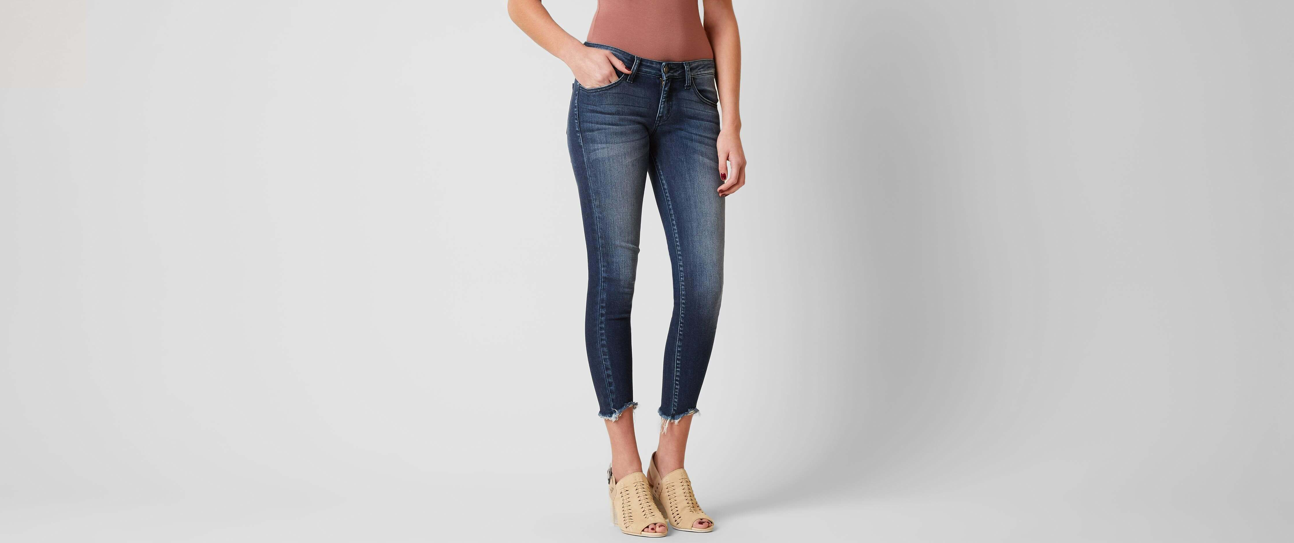 Nice KanCan Low Rise Ankle Skinny Stretch Jean supplier