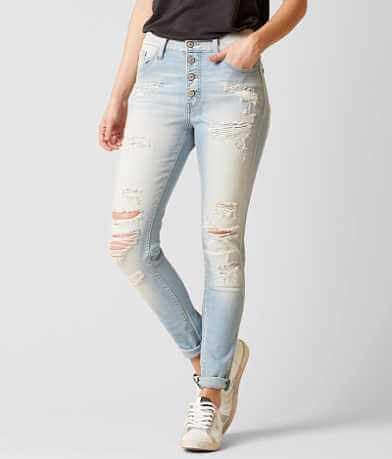 KanCan High Rise Skinny Stretch Jean