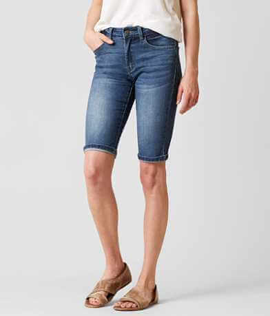 KanCan Mid-Rise Stretch Bermuda Short