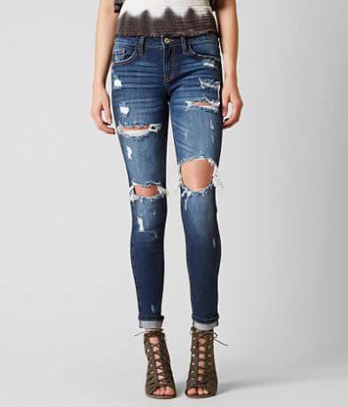 KanCan Low Rise Skinny Stretch Jean