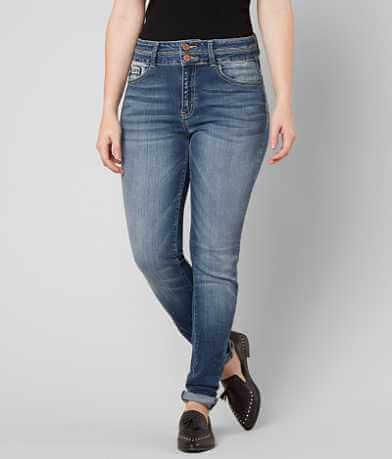 KanCan Kurvy Ultra High Rise Skinny Stretch Jean