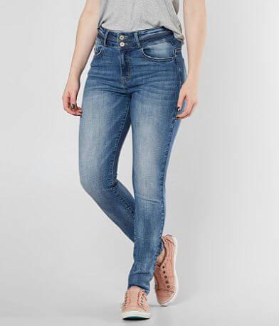 KanCan Kurvy Ultra High Ankle Skinny Stretch Jean