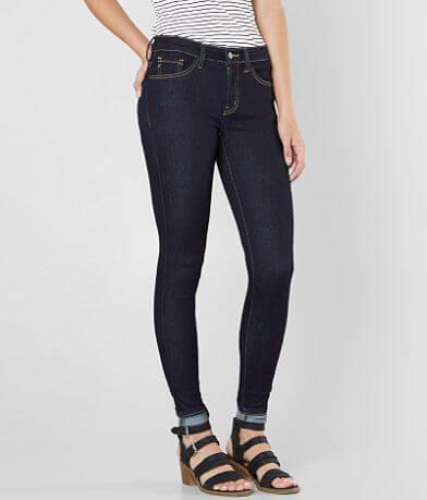 dba8c318d6be6 KanCan Mid-Rise Skinny Stretch Jean