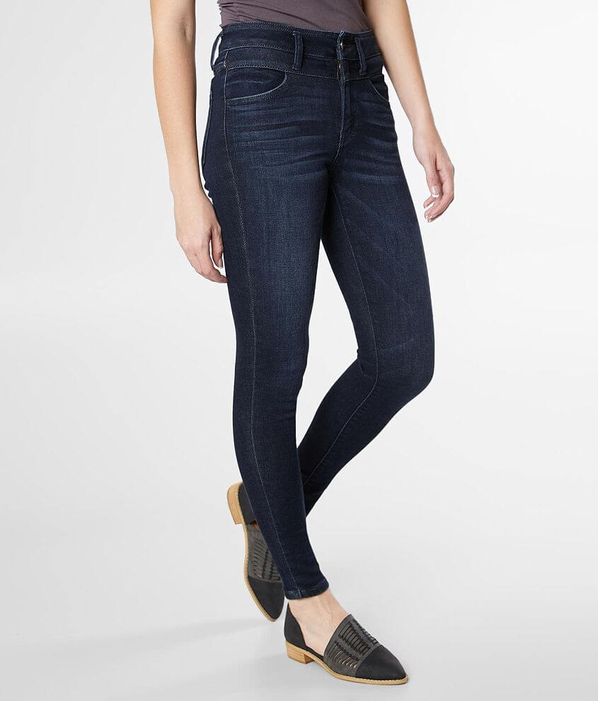 a1e9b11d6504 KanCan Signature High Rise Ankle Skinny Jean - Women s Jeans in ...