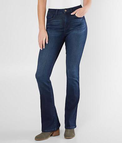 KanCan Signature Kurvy Ultra High Rise Flare Jean